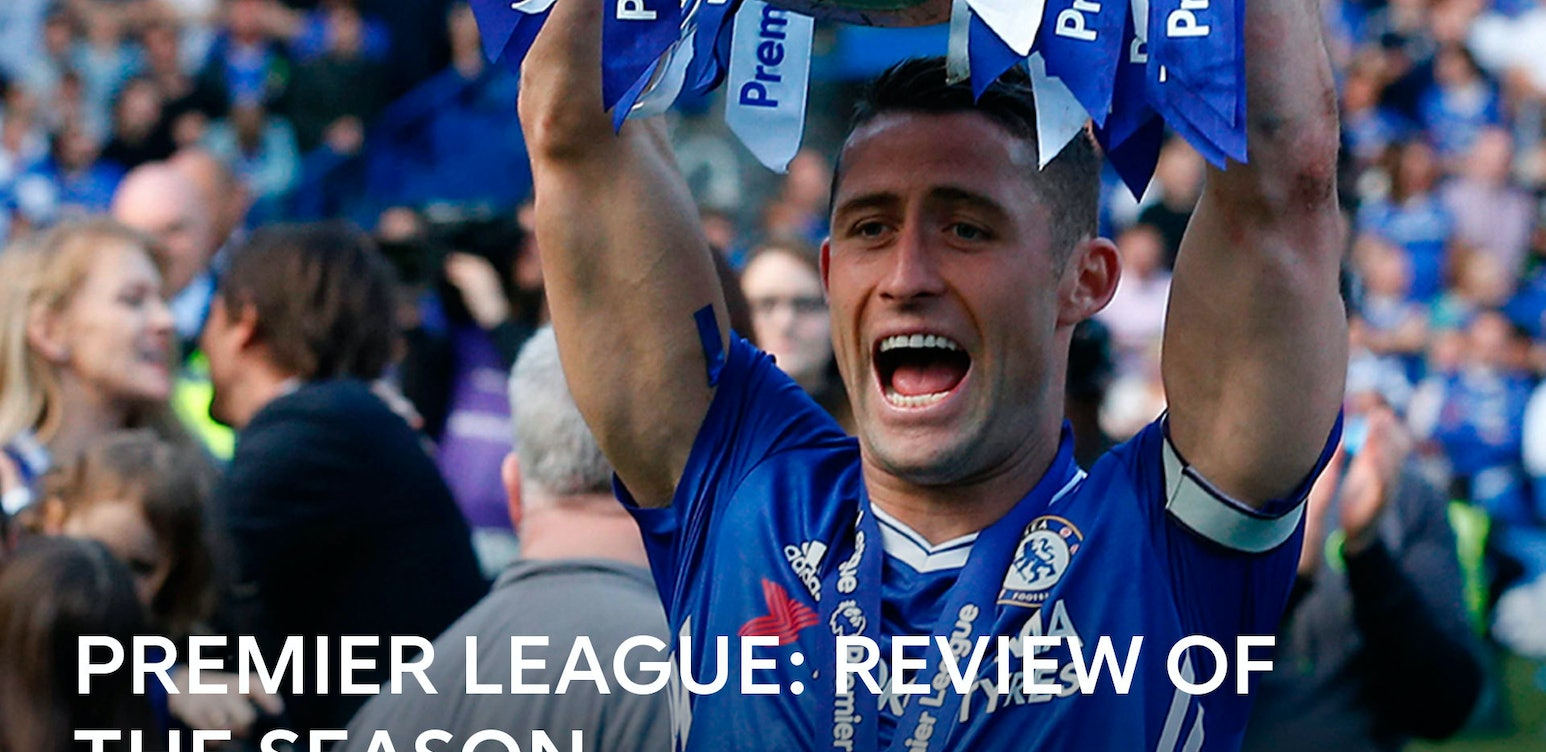 Premier League Review of the Season