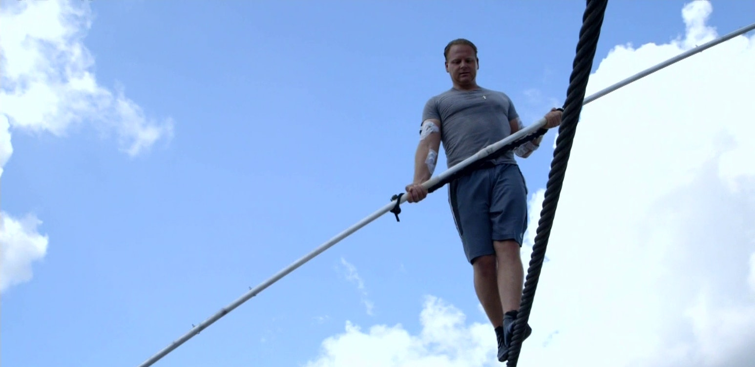 Skywire with Nik Wallenda