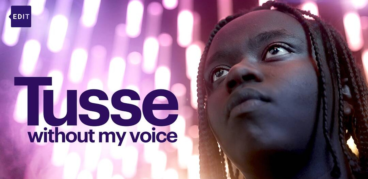Tusse: Without my voice