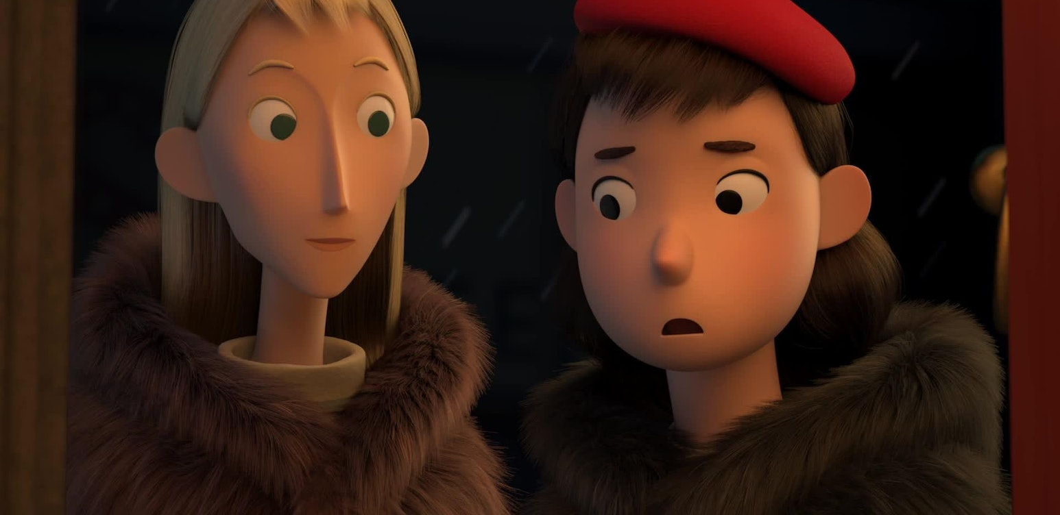 Revolting Rhymes part 2