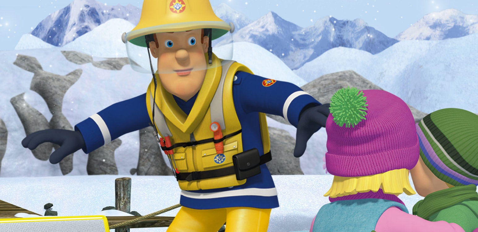 Fireman Sam: On thin Ice