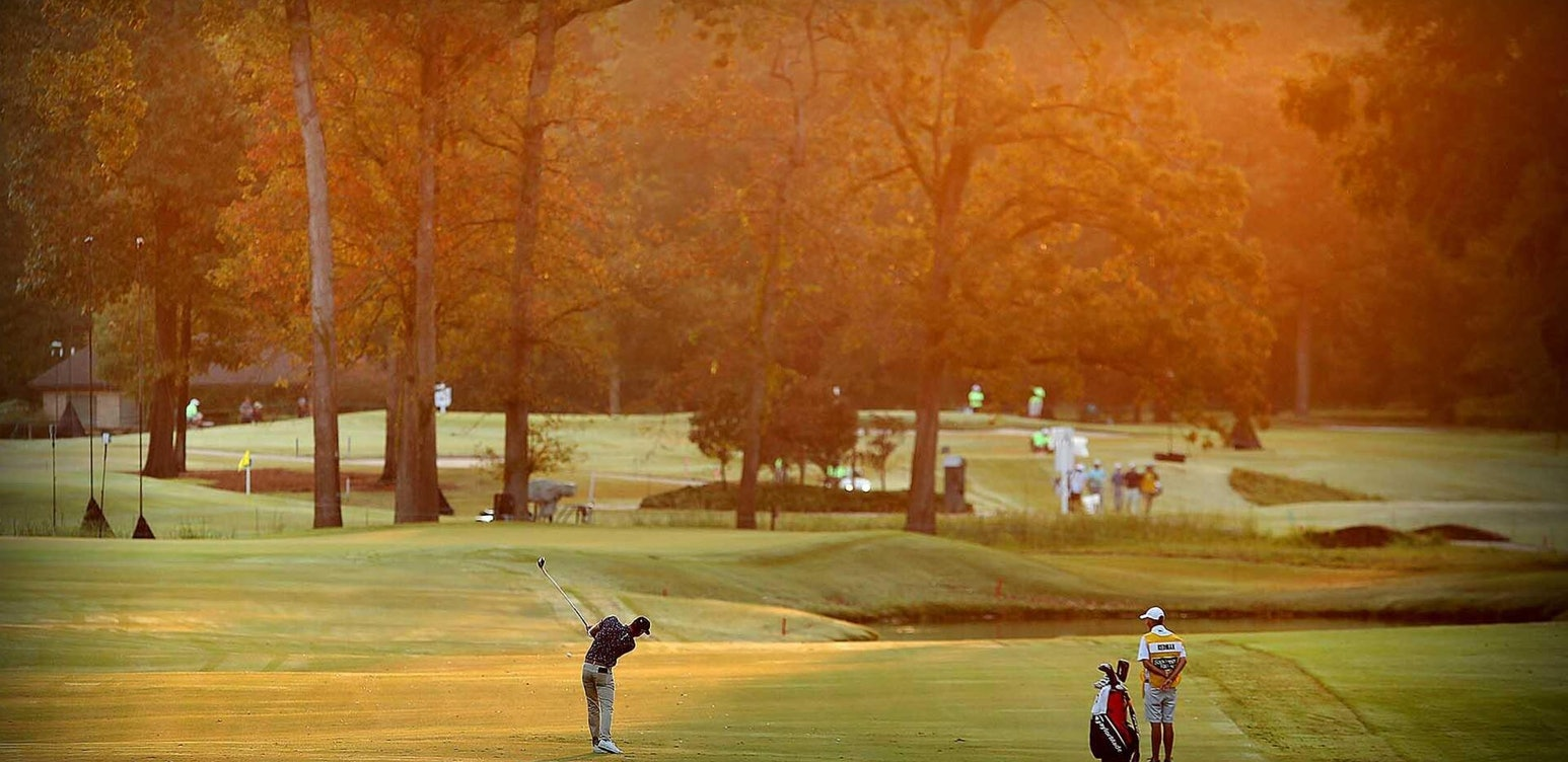 Sanderson Farms Championship - Featured Groups