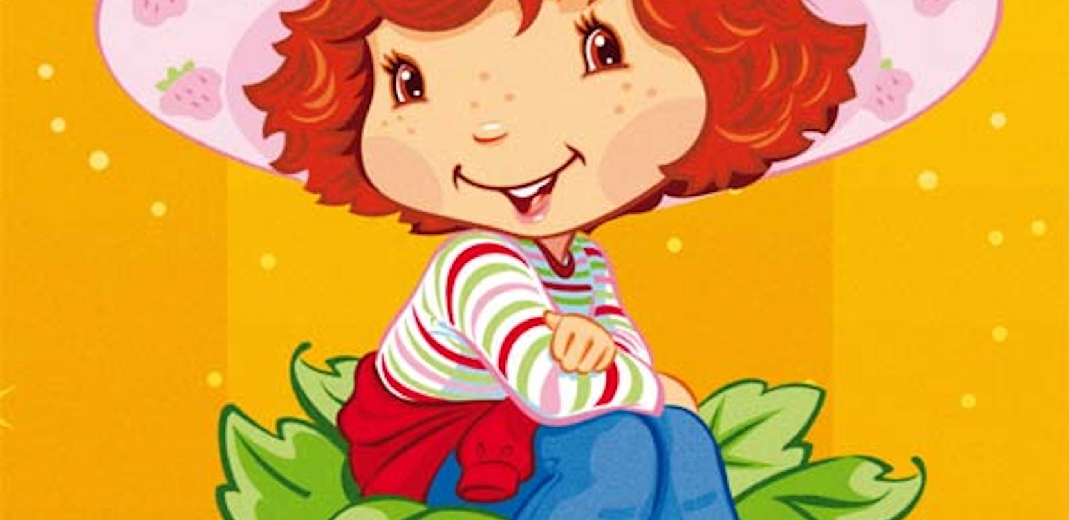 Strawberry Shortcake 3