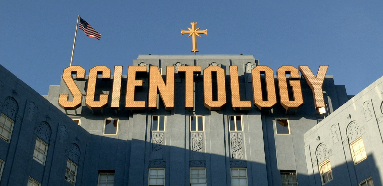 Scientologists at War
