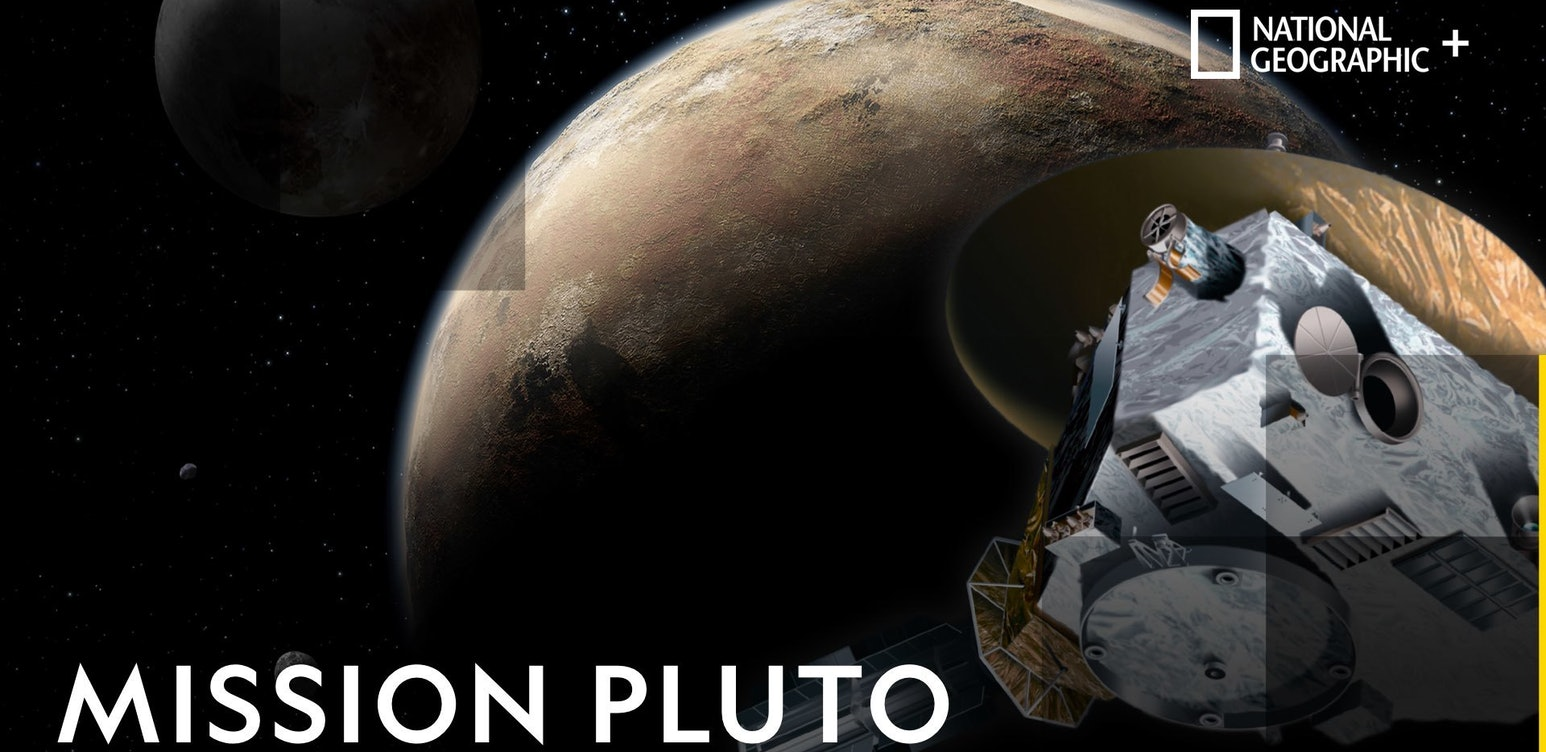 Mission Pluto: Evergreen