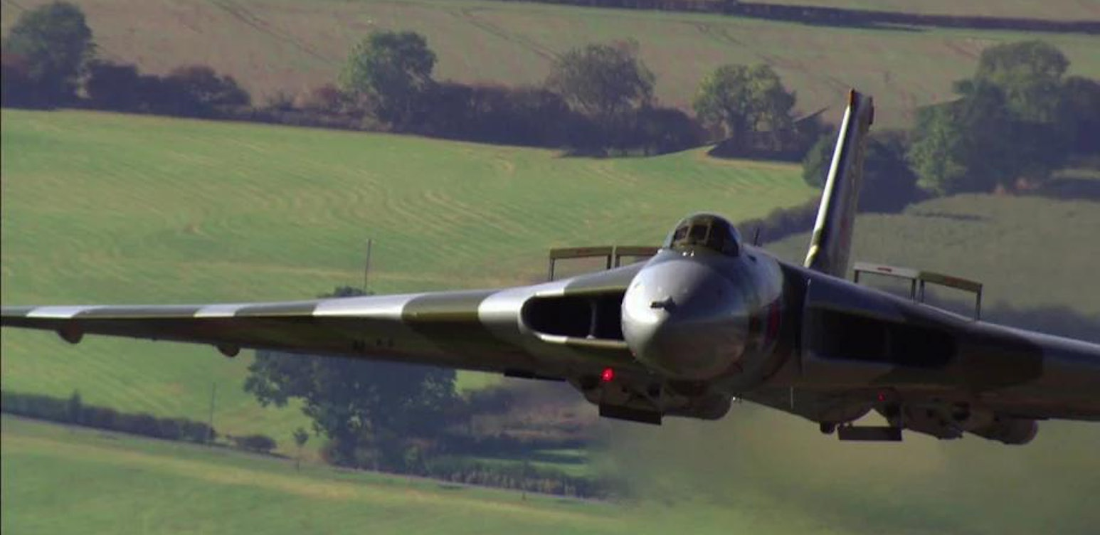 Guy Martin: Last Flight of the Vulcan Bomber