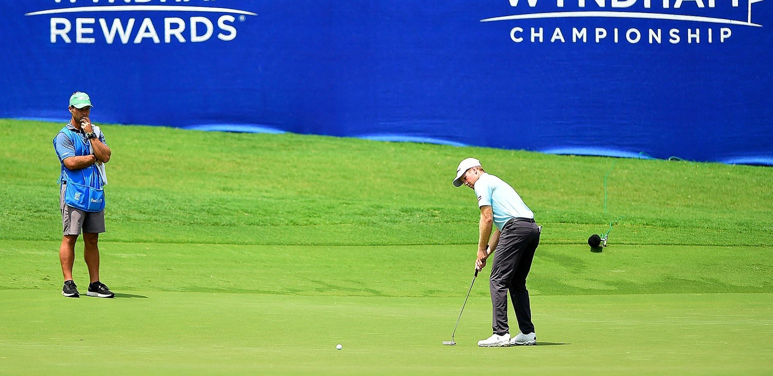 Wyndham Championship - Featured Groups/Holes
