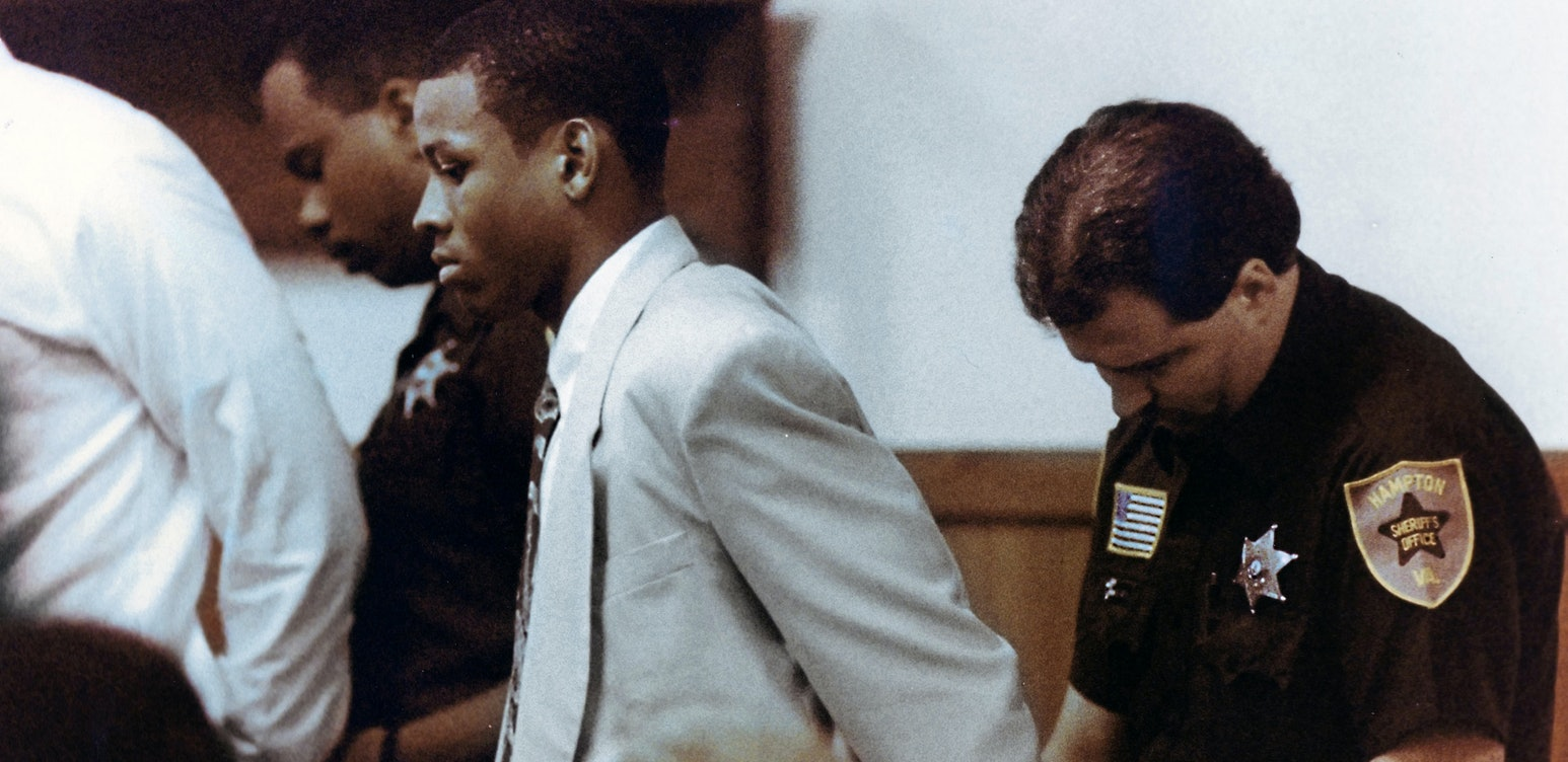 No Crossover: The Trial of Allen Iverson