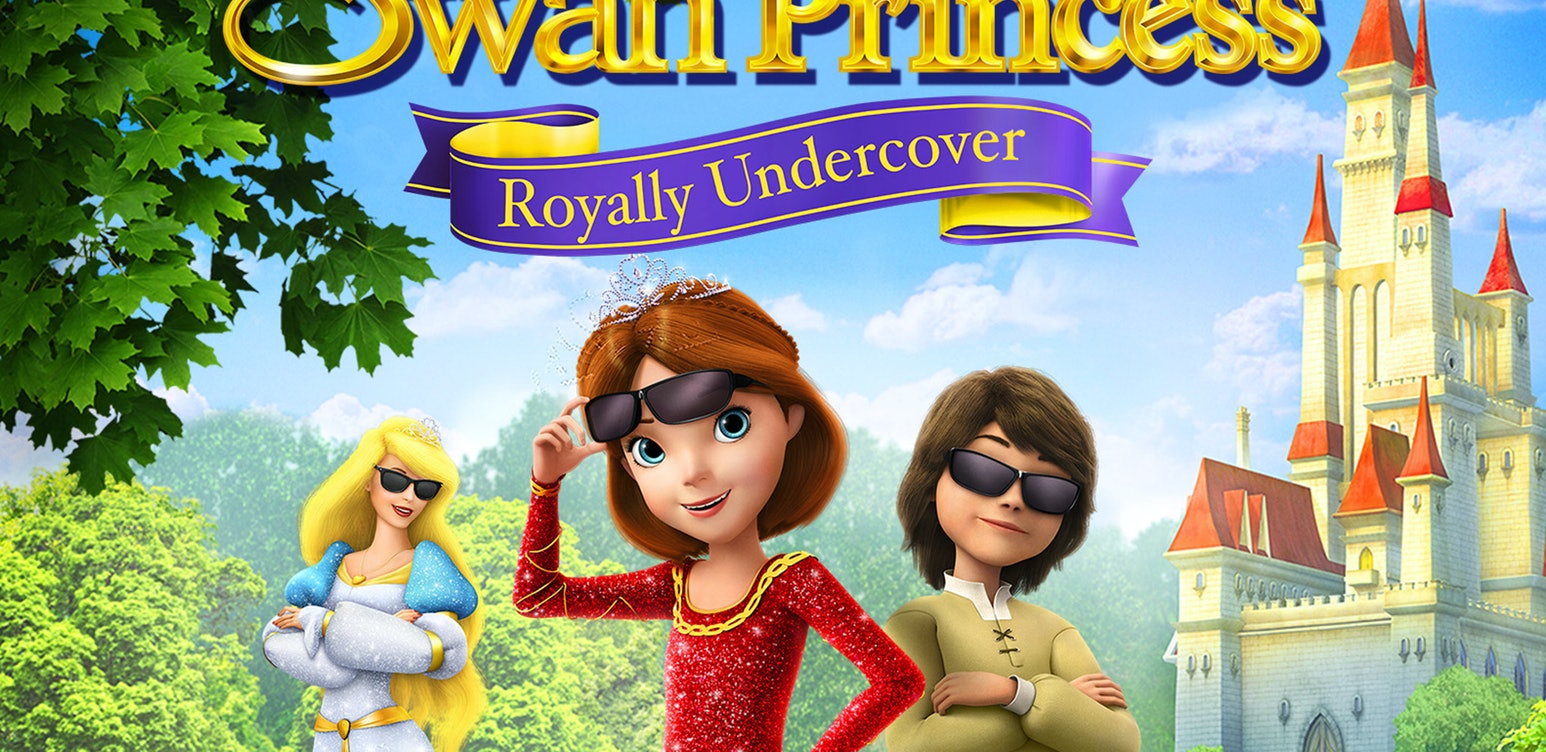 Swan Princess: Royally Undercover
