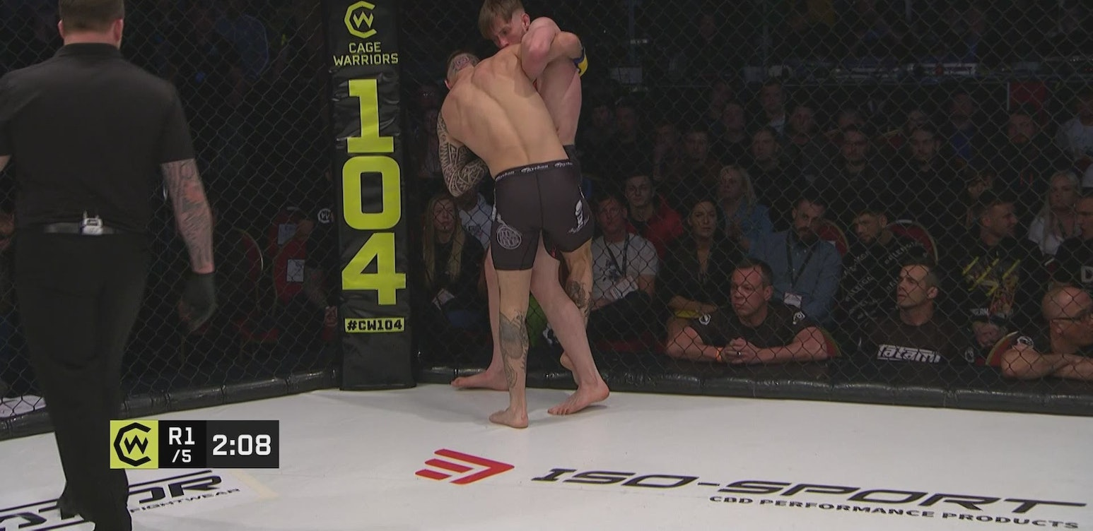 Cage Warriors Highlights
