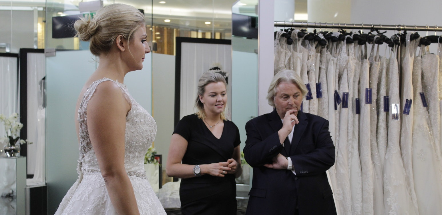 Say Yes to the Dress: UK