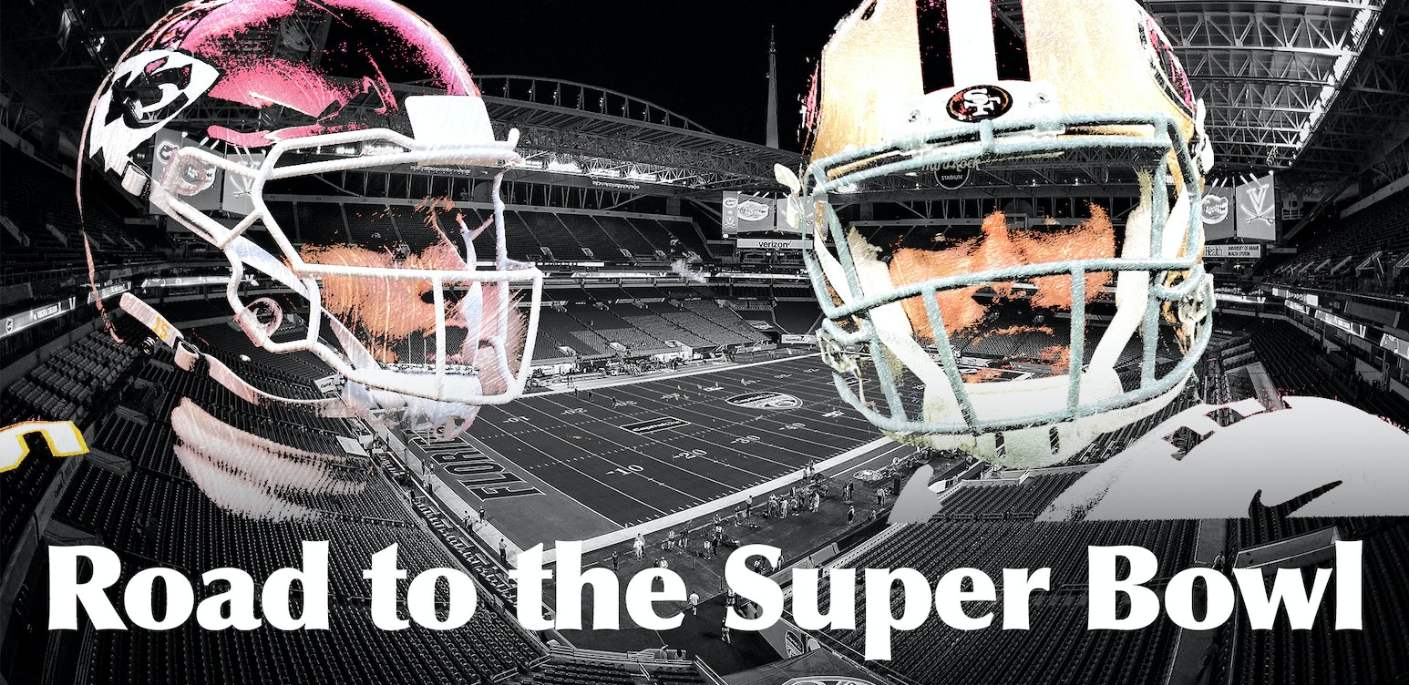 Road to the Super Bowl '20