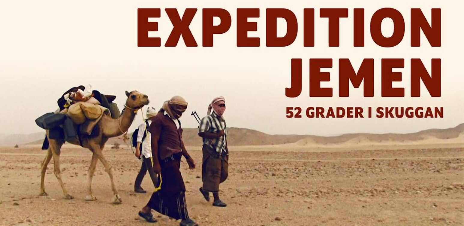 Expedition Jemen - 52 grader i skuggan