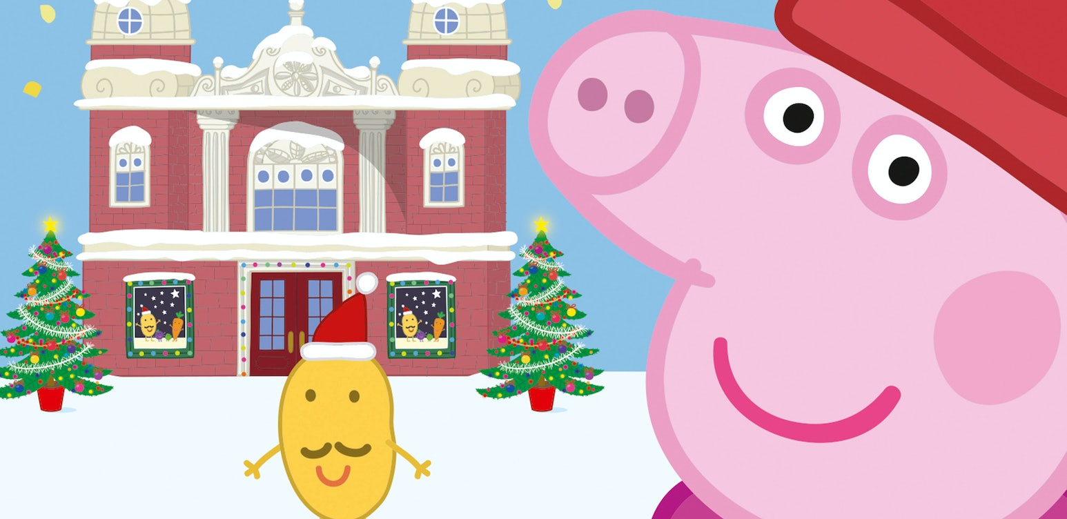 Peppa Pig: Mr Potato's Christmas Show