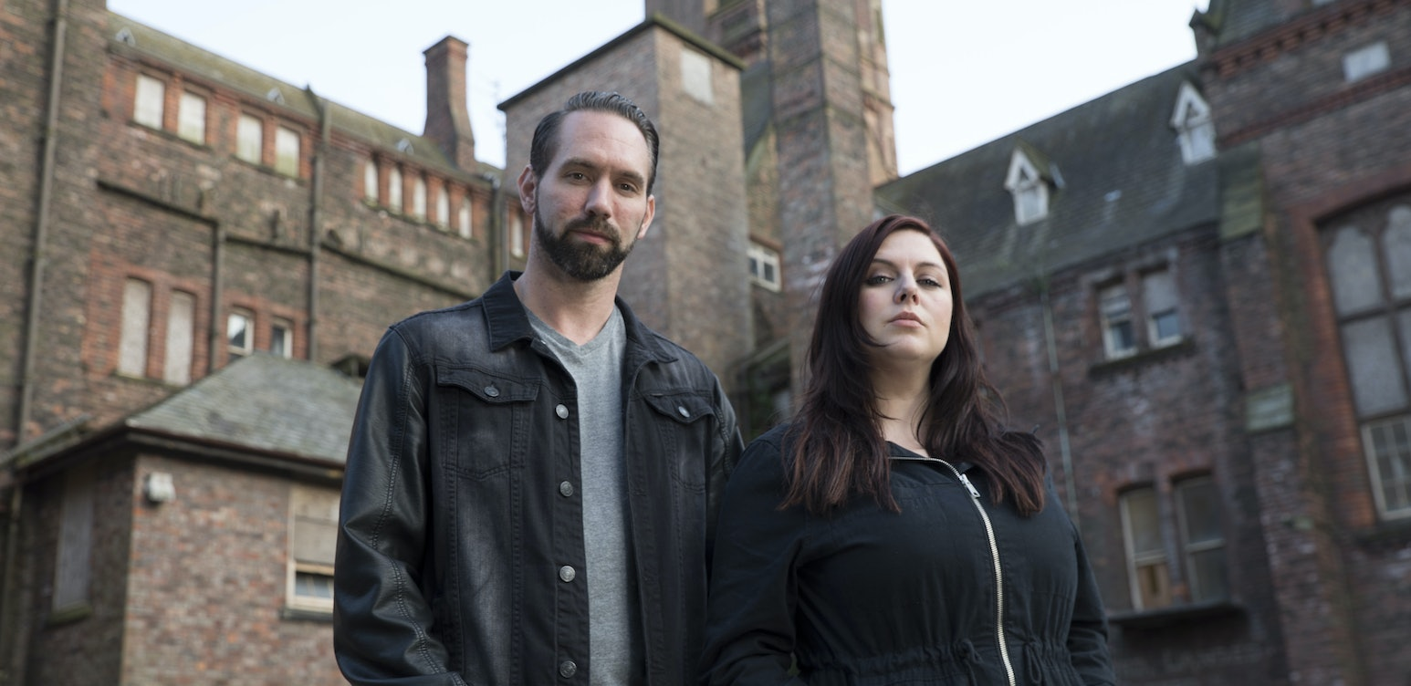 Paranormal Lockdown UK