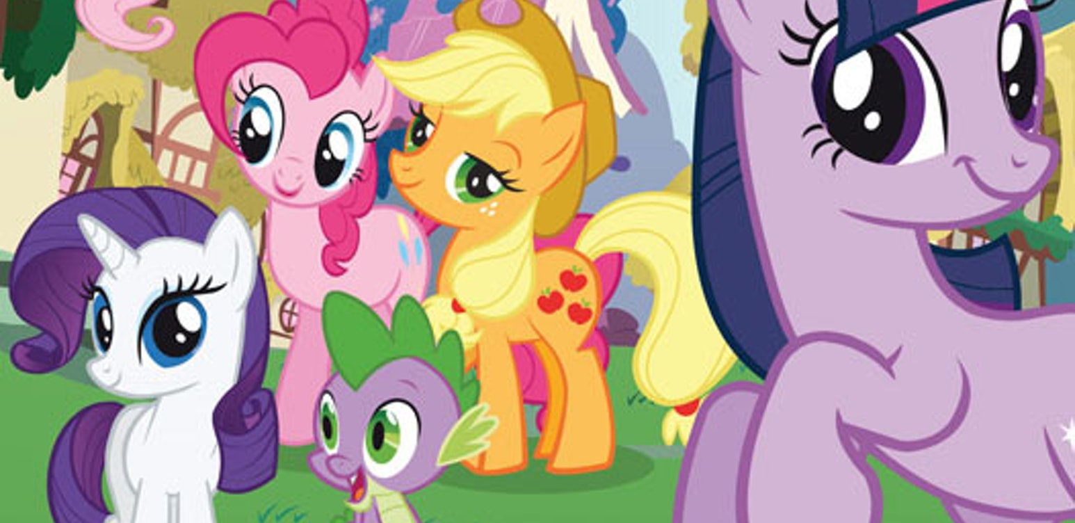 My Little Pony: Welcome to Ponyville - Ep 4-6