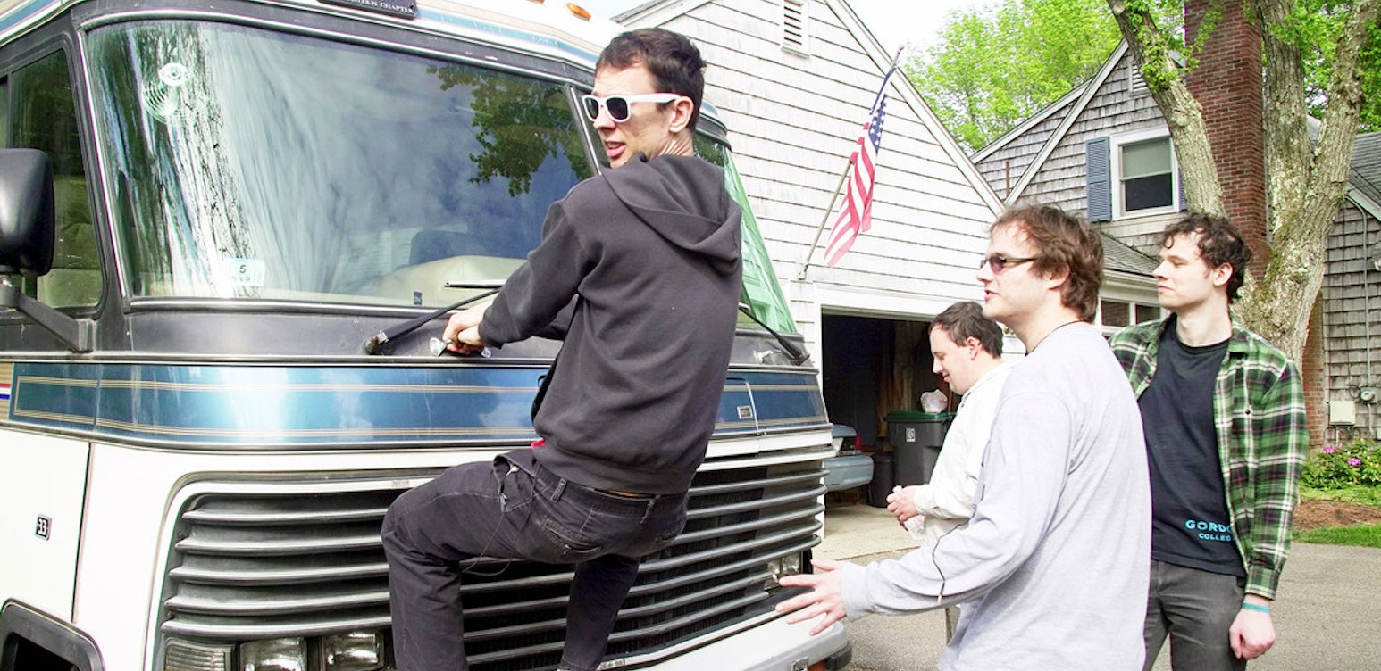 On Tour With Asperger´s Are Us