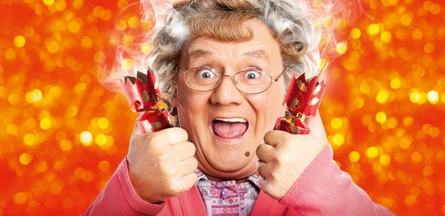 Mrs Brown's boys - julspecial
