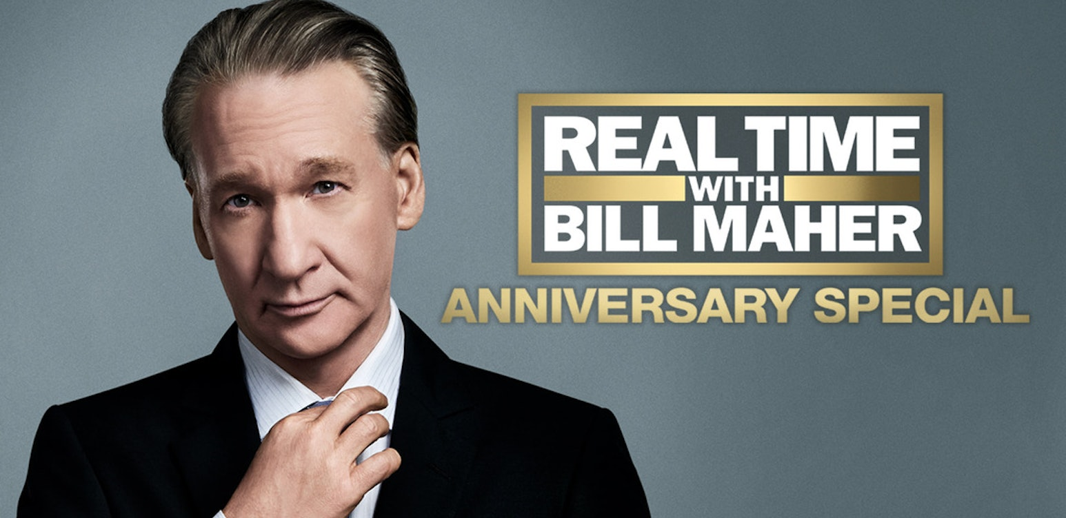 Real Time with Bill Maher: Anniversary Special