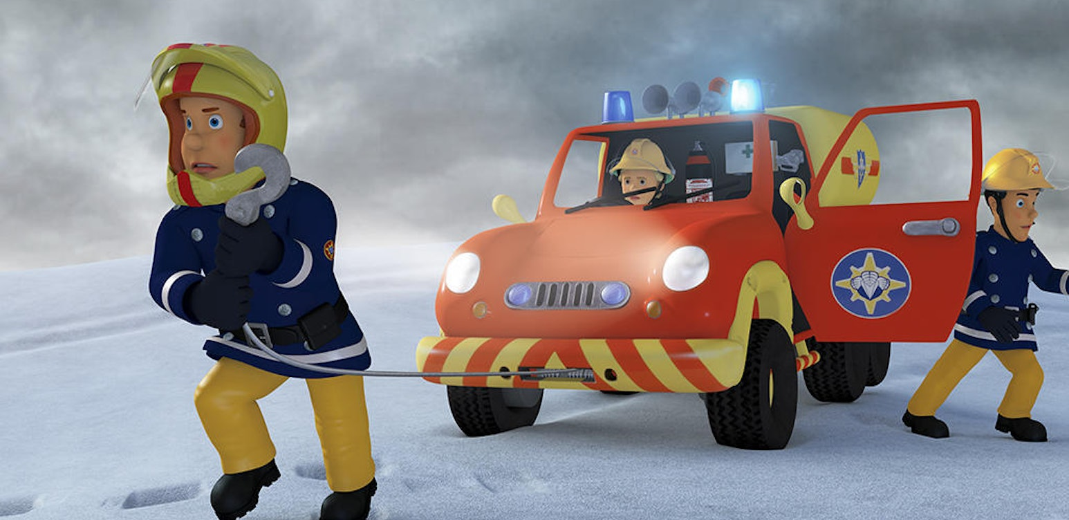 Fireman Sam - Heroes of the Storm