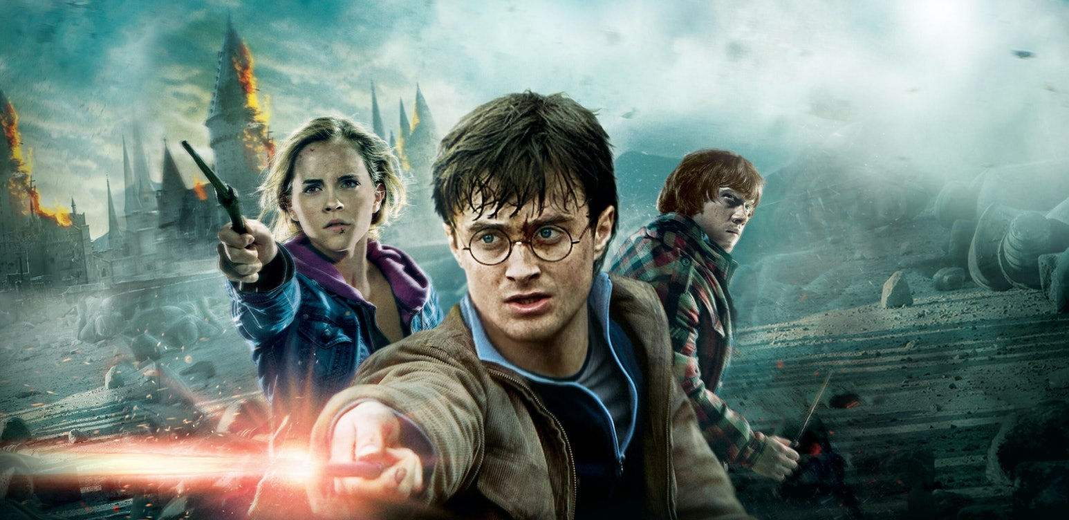 Harry Potter And The Deathly Hallows - Part II
