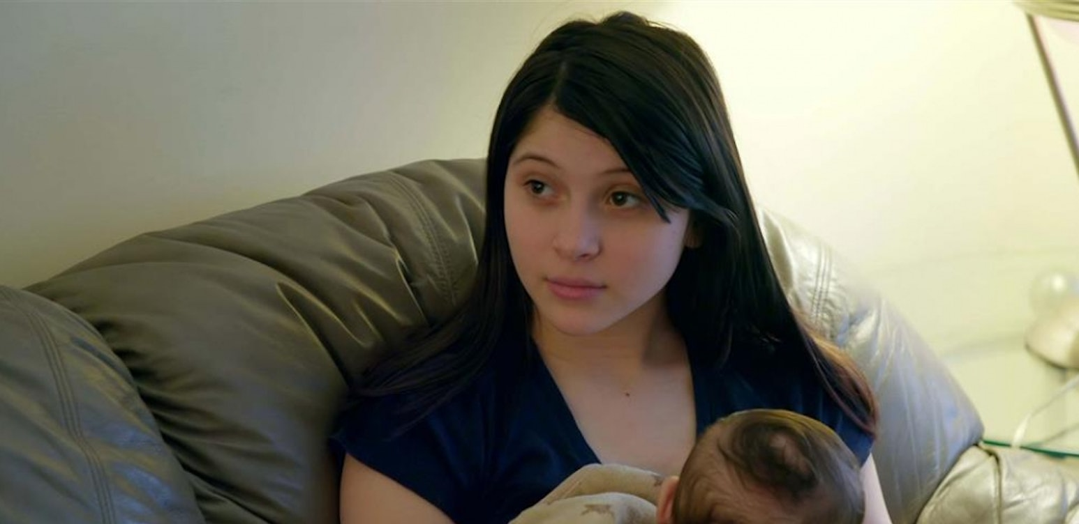 Teen Mom: Young & Pregnant