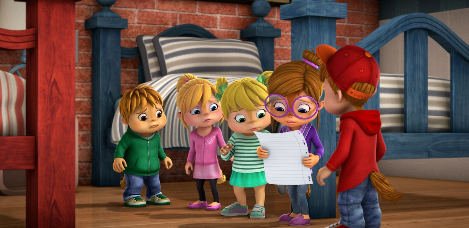 Alvinnn & the Chipmunks: Lucky Day
