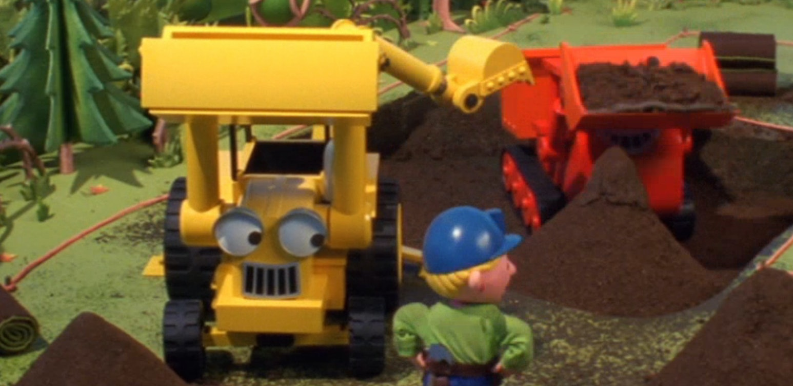 Bob The Builder - Bob On Site - Skyscrapers And Carparks