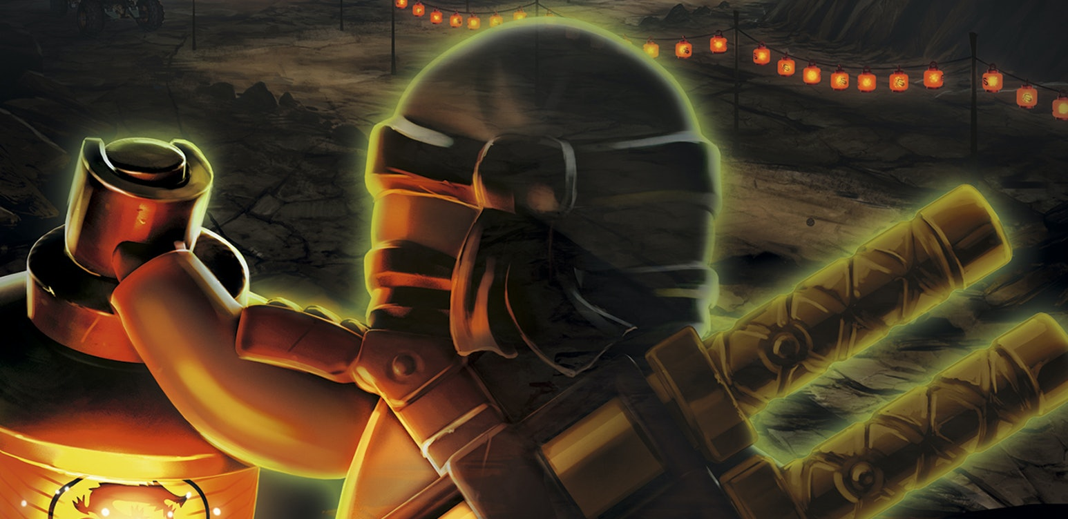 Lego Ninjago Special - Day of the Departed