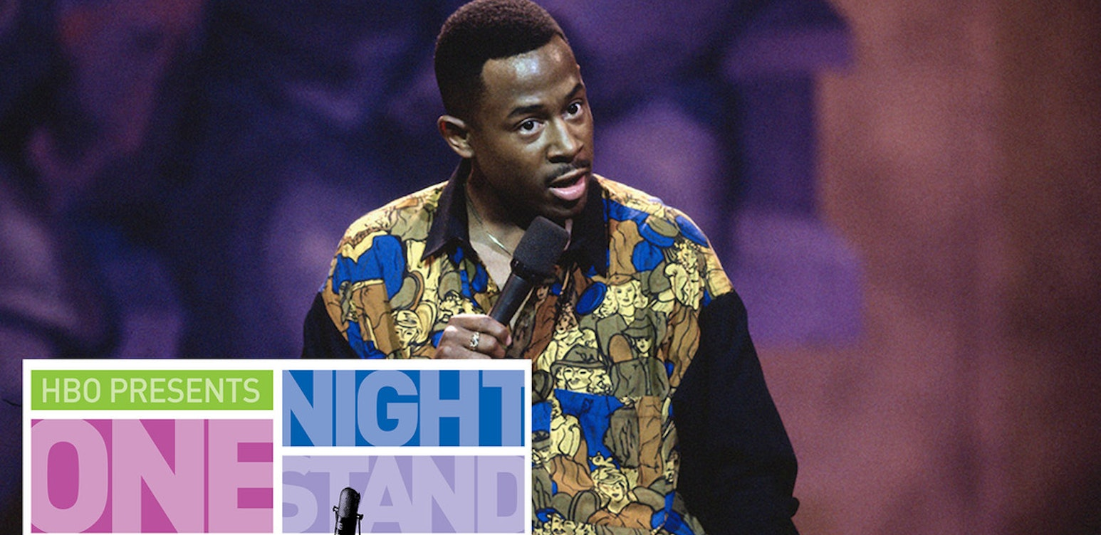 One Night Stand: Martin Lawrence