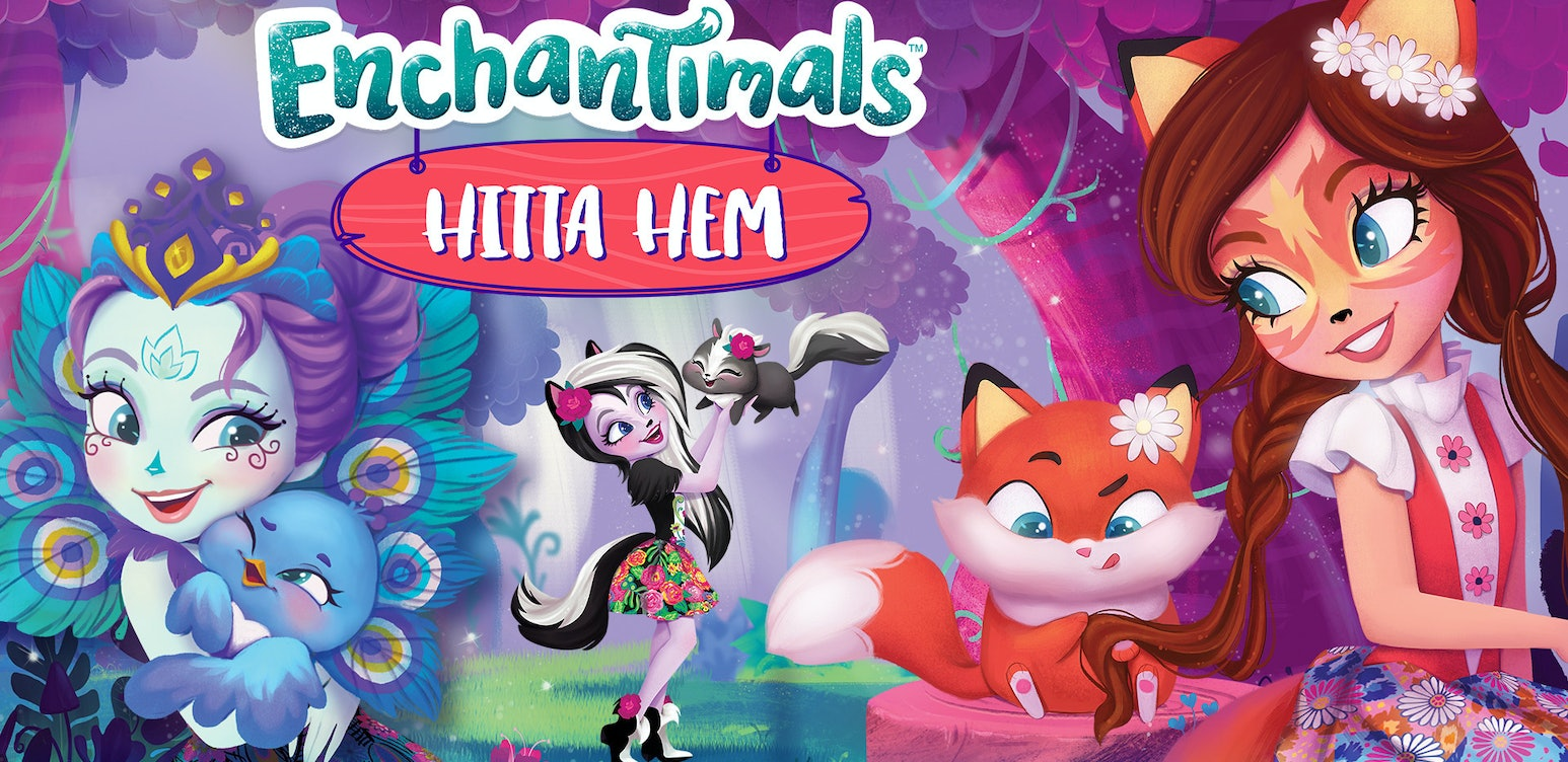 Enchantimals - Finding Home