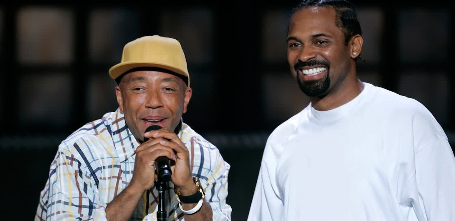 Russell Simmons Presents Def Comedy