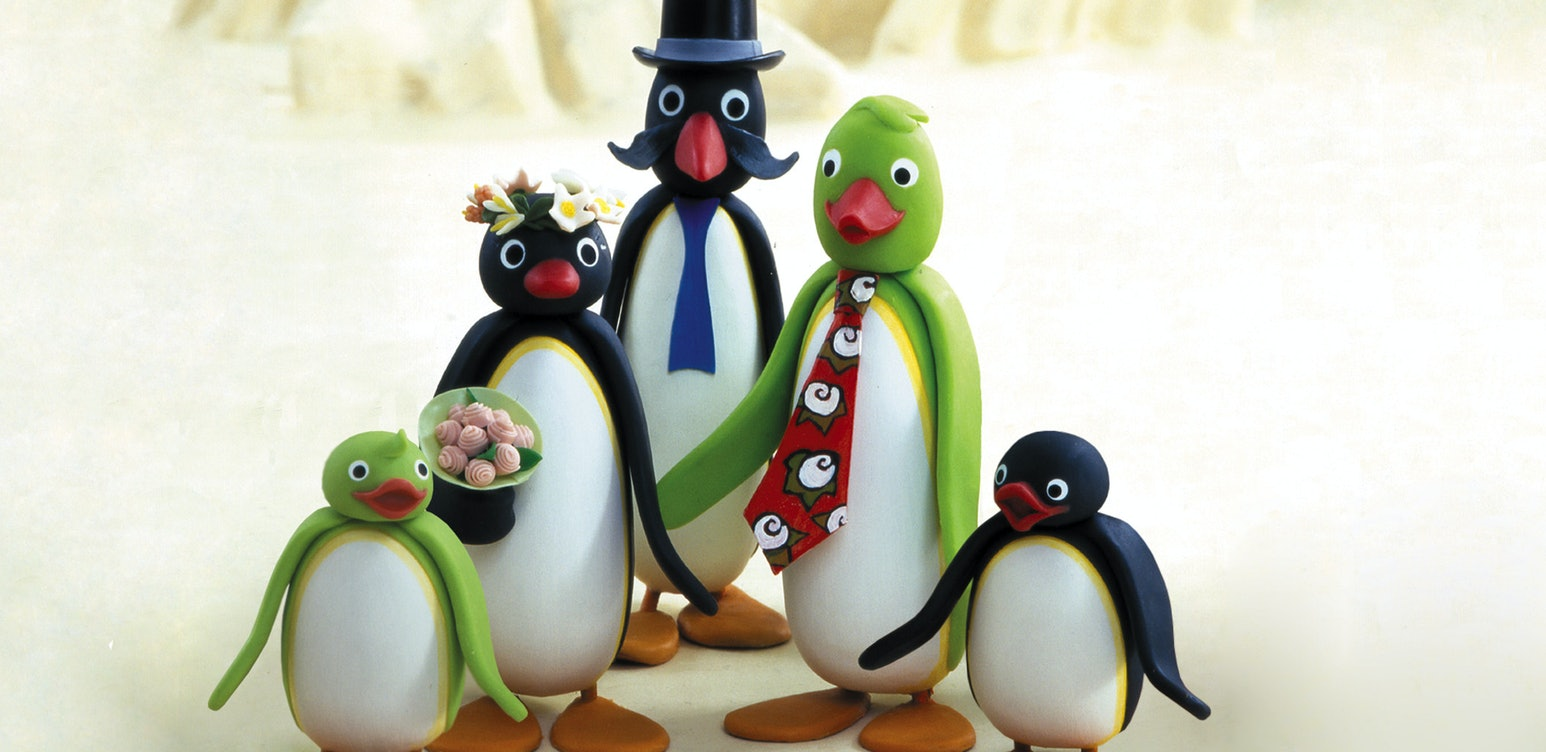 Pingu Special - The Wedding