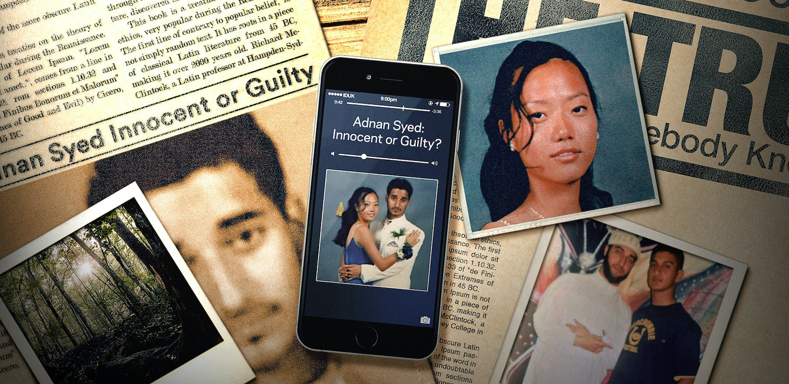 Adnan Syed: Innocent Or Guilty?