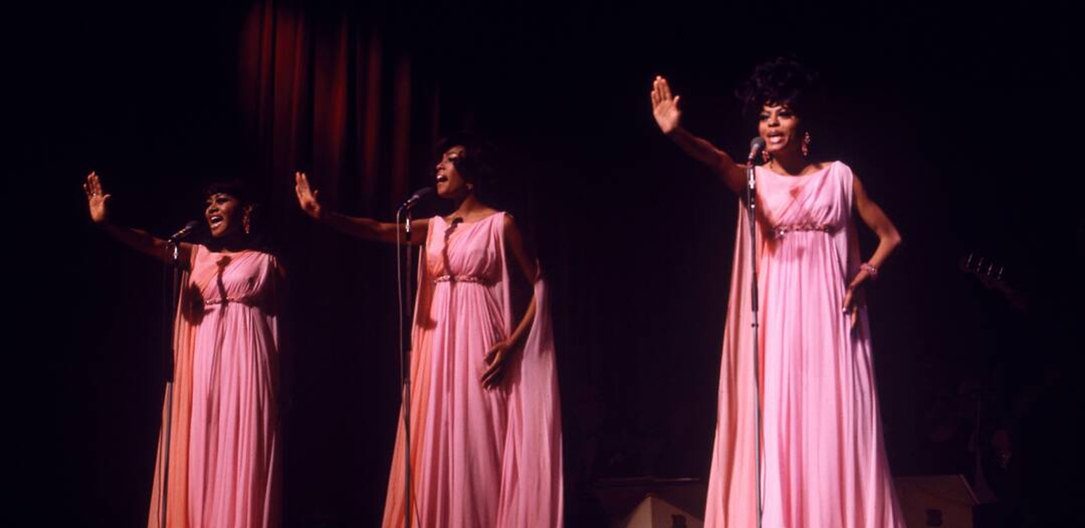 Diana Ross and the Supremes underhåller från Berns