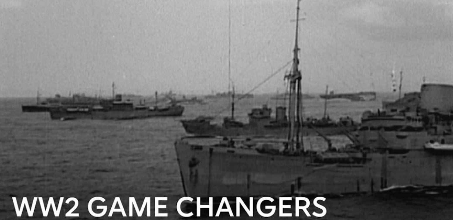 WW2 Game Changers
