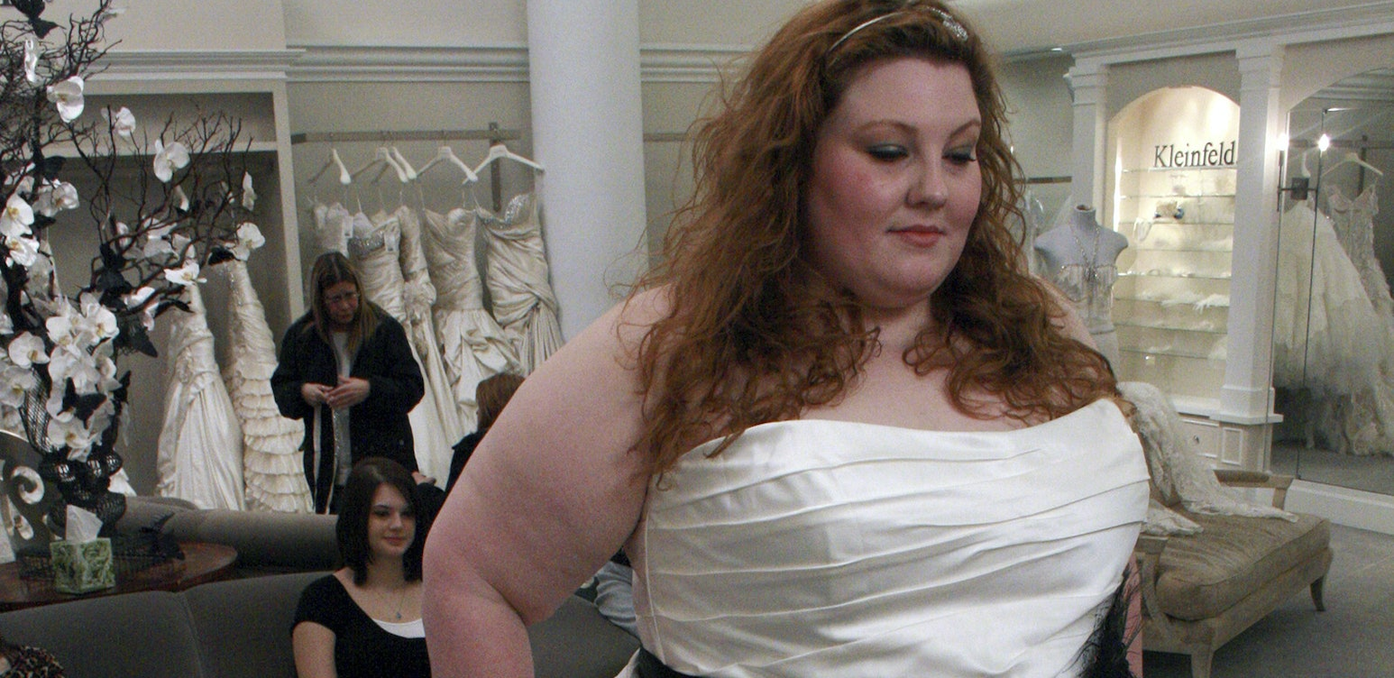 Say Yes to the Dress: Big Bliss