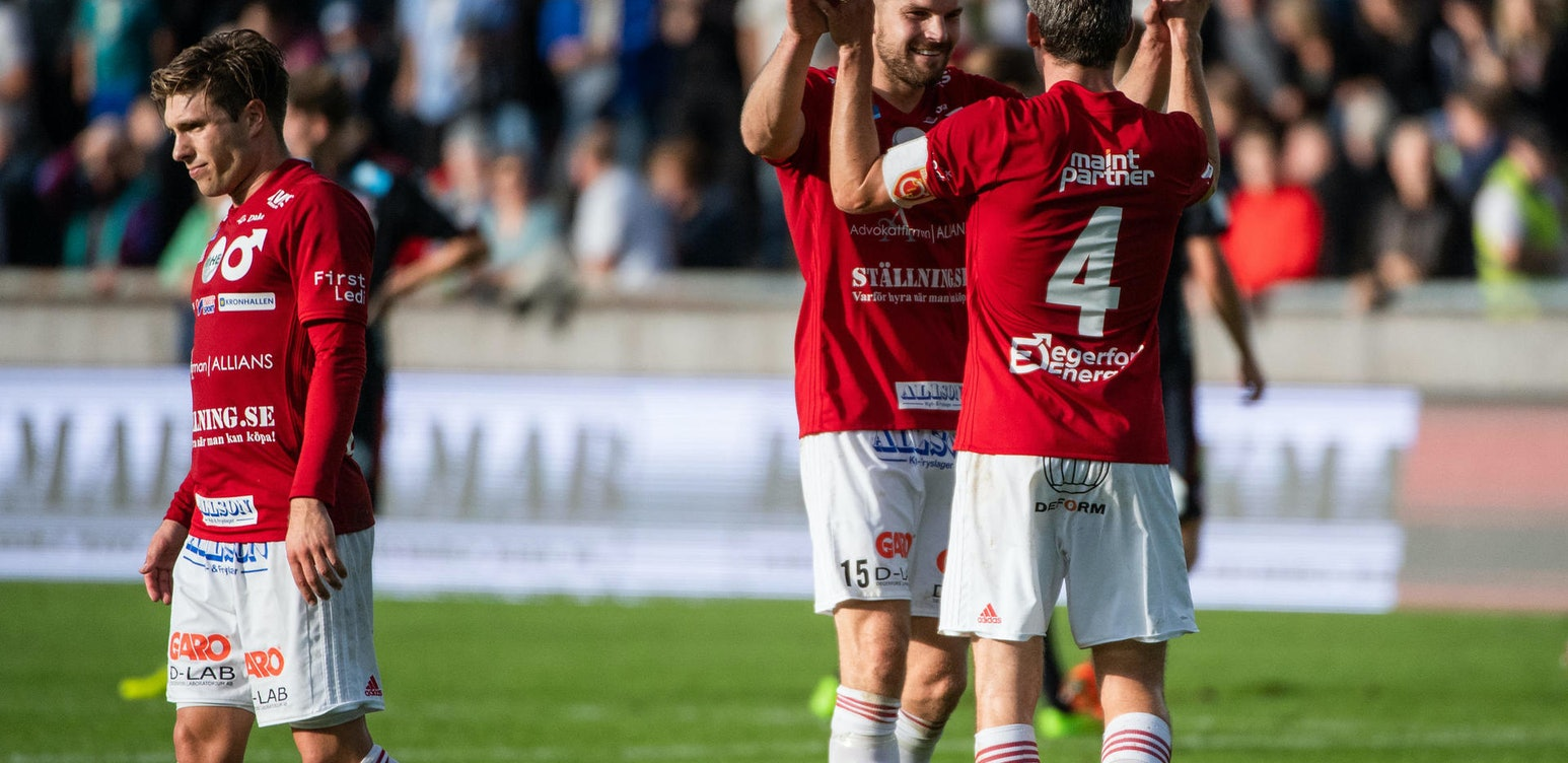 Degerfors IF - Östers IF