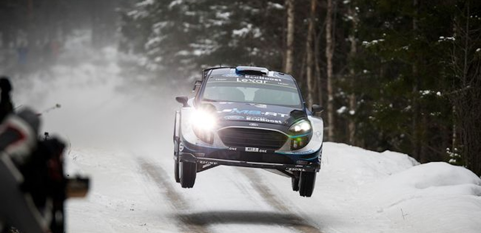 Motorsport: Rally-VM Rallymagasinet