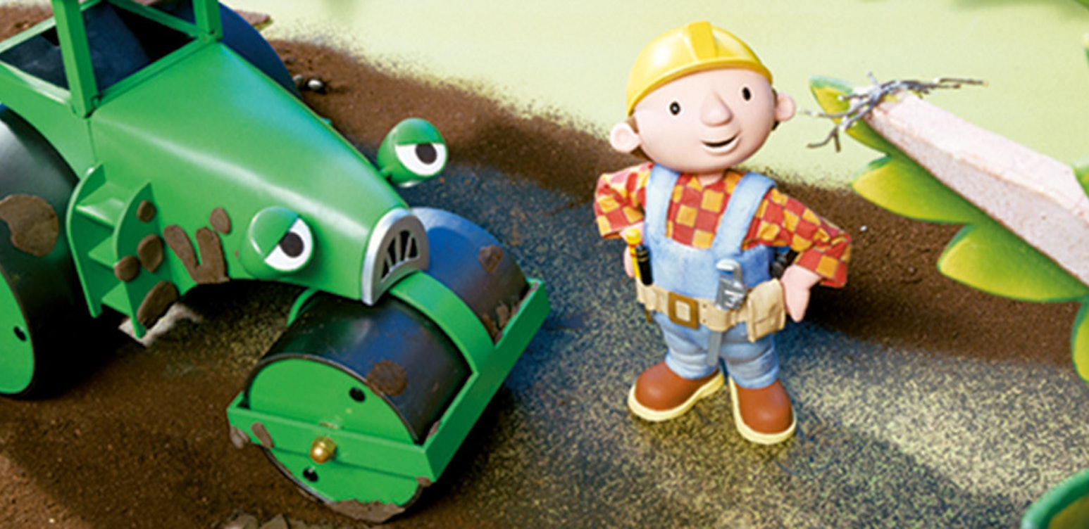 Bob The Builder - Bob On Site - Roads And Bridges