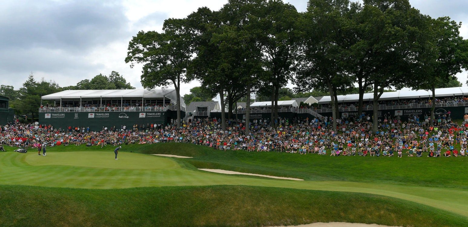 Travelers Championship Featured Groups / Holes