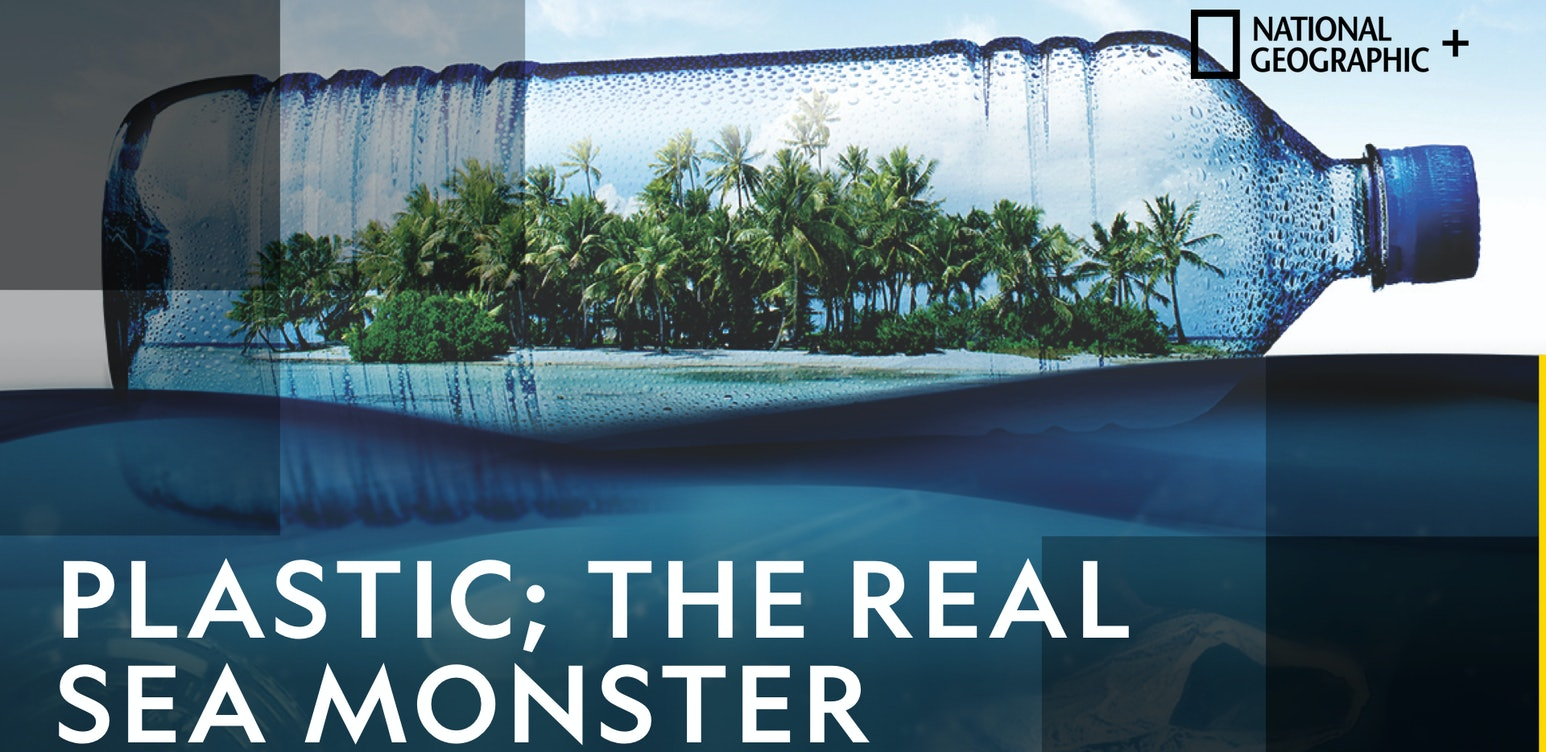 Plastic: The Real Sea Monster