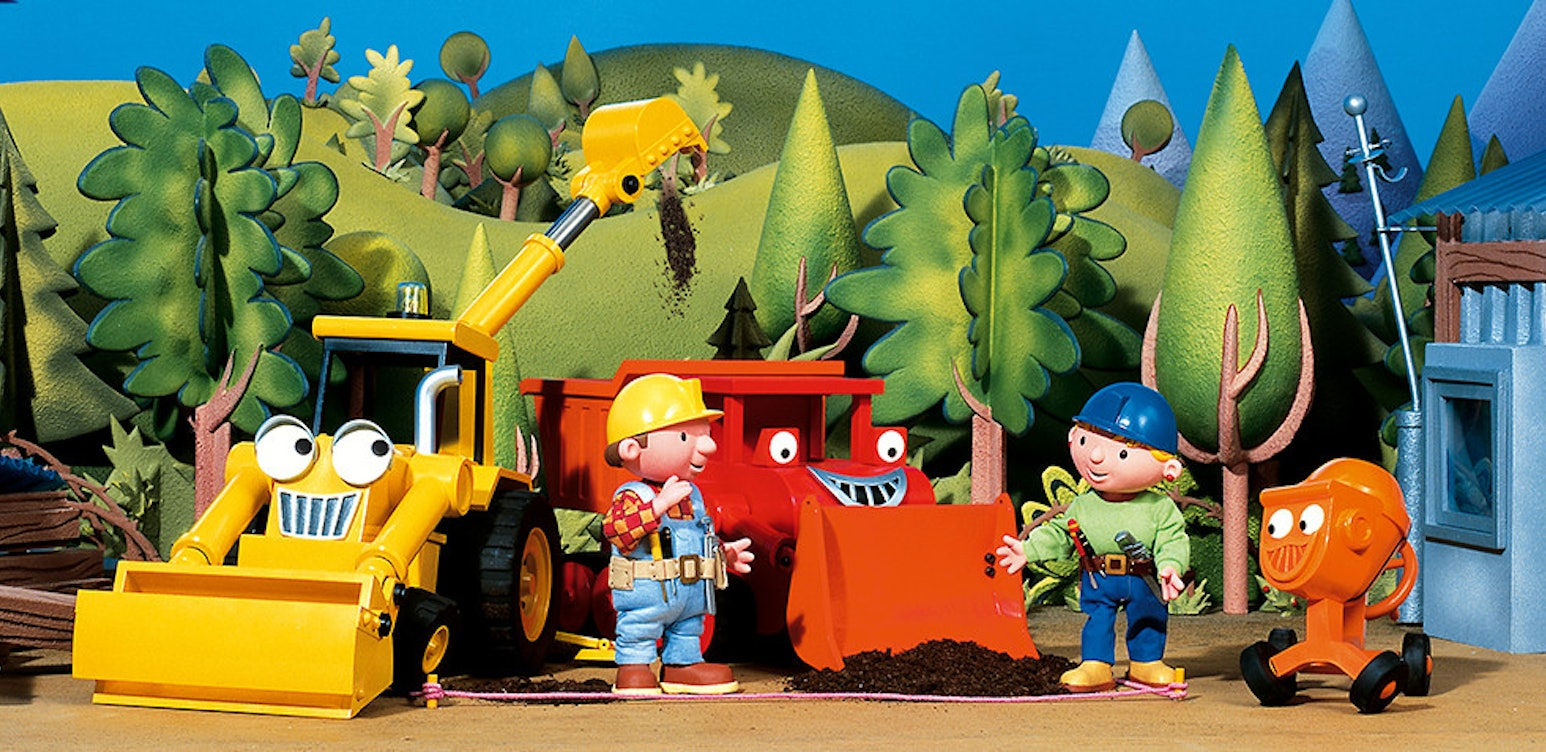 Bob The Builder - Bob On Site - Green Homes And Recycling