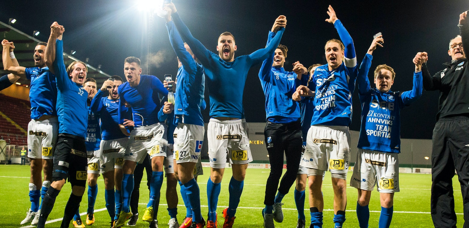 Norrby IF - Gefle IF