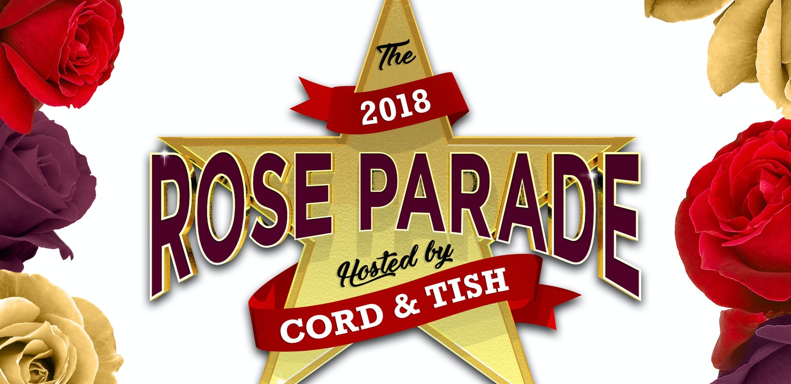 The 2018 Rose Parade Hosted by Cord & Tish [UHD]
