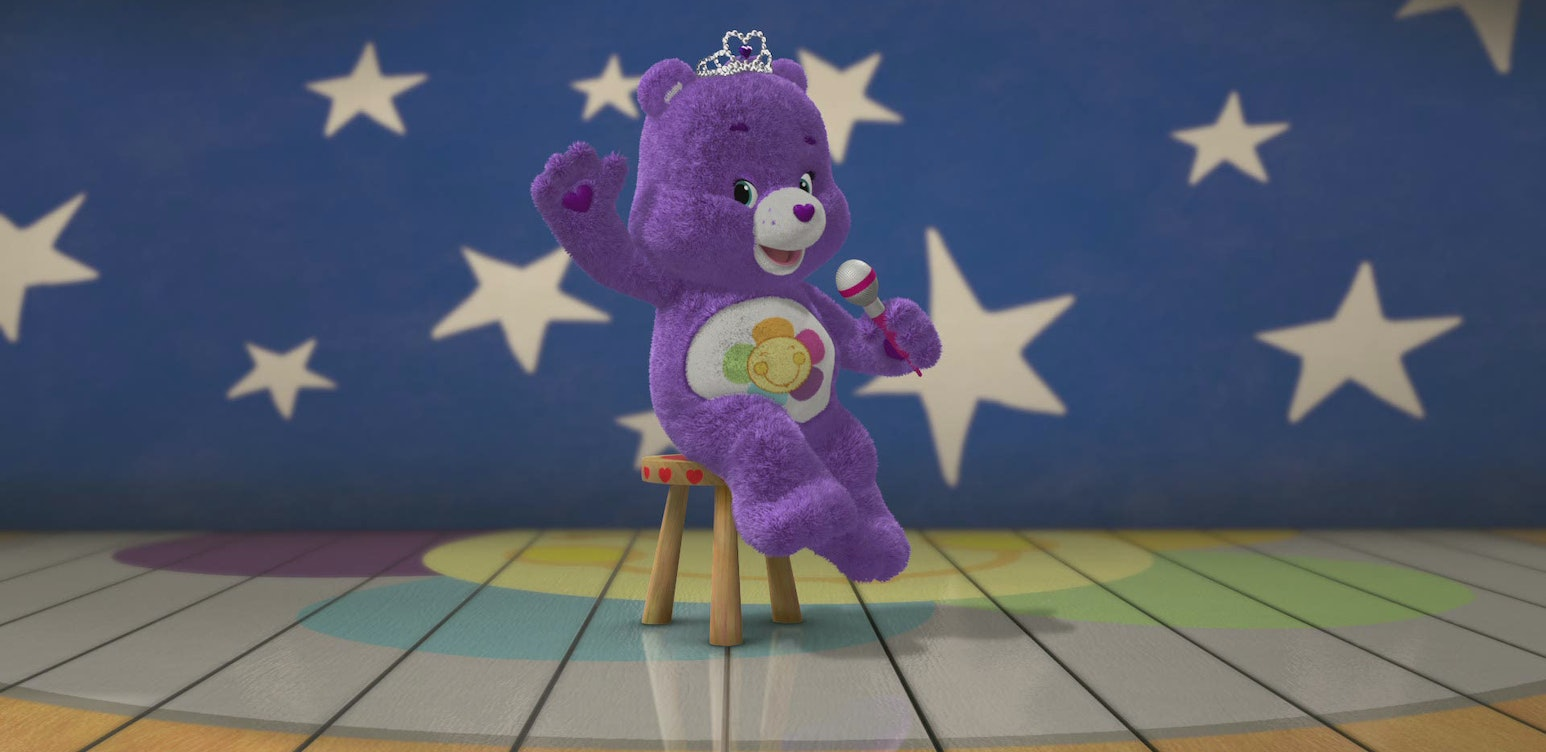 Care Bears: Welcome to Care-a-Lot