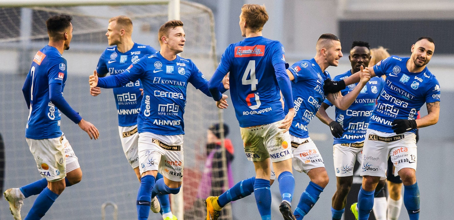 Norrby IF – Varbergs BoIS