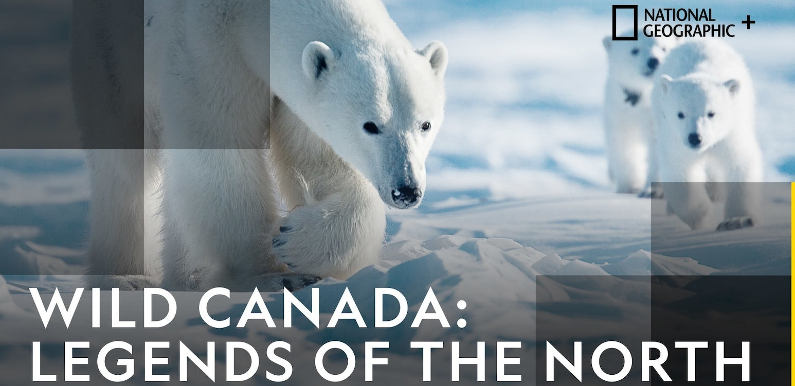 Wild Canada: Legends of the North