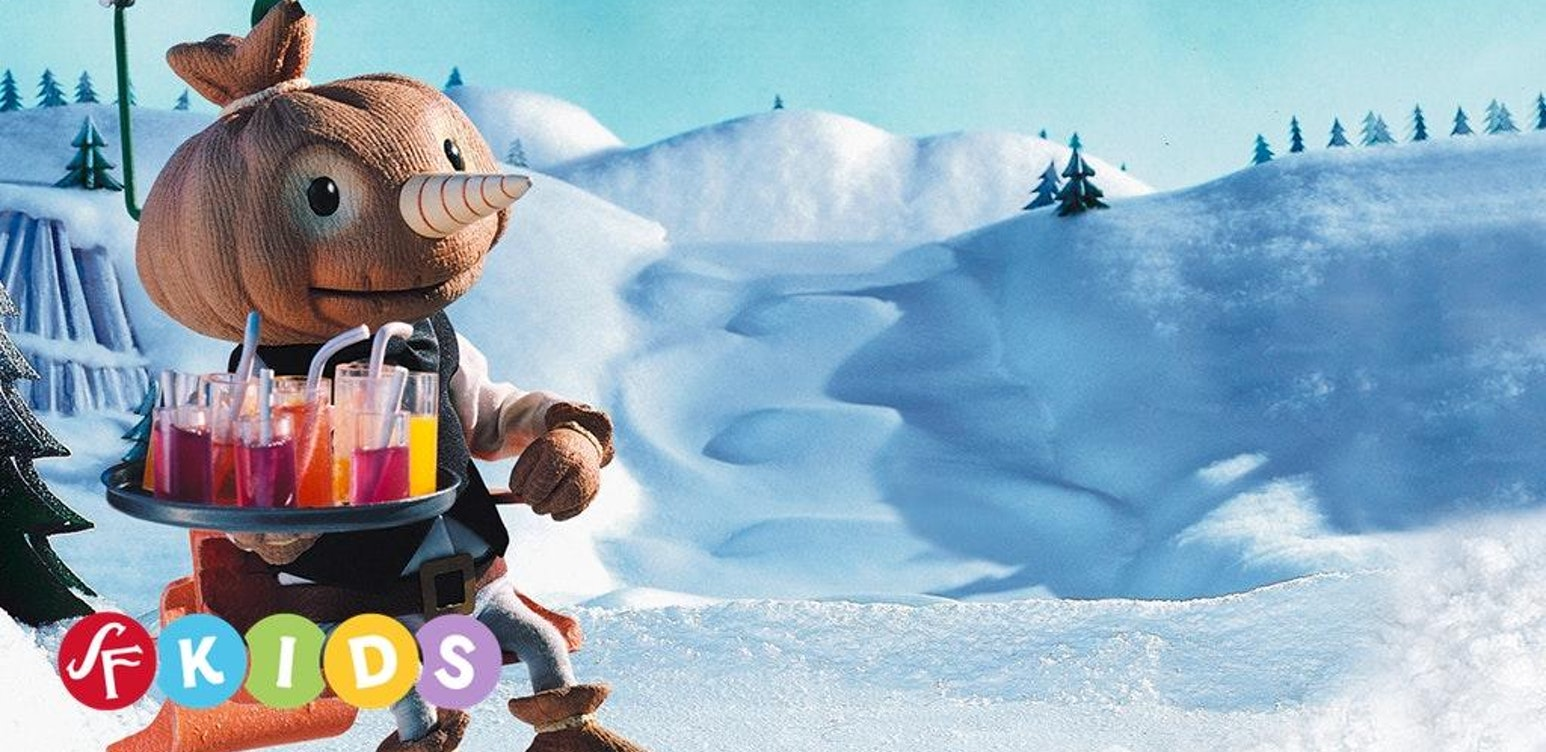 Bob the Builder - Snowed Under - The Bobblesberg Winter Games
