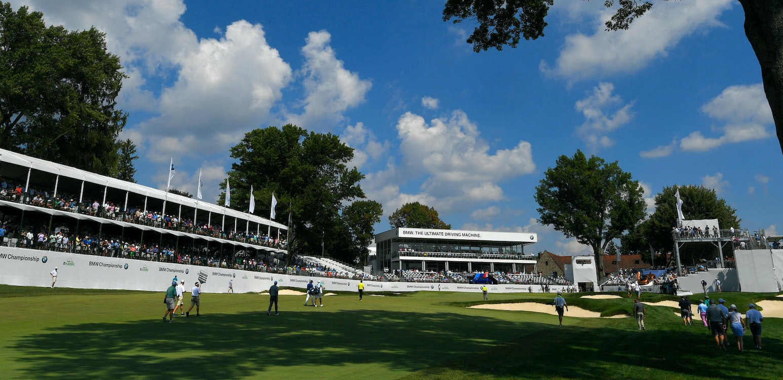 BMW Championship Featured Groups / Holes